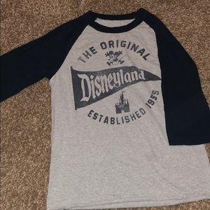 Men's Disneyland shirt
